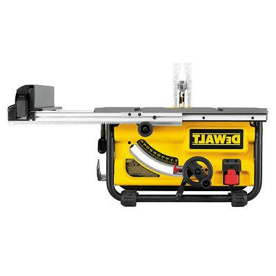 DeWalt DW745S 15-Amp Heavy Duty Site Table Stand