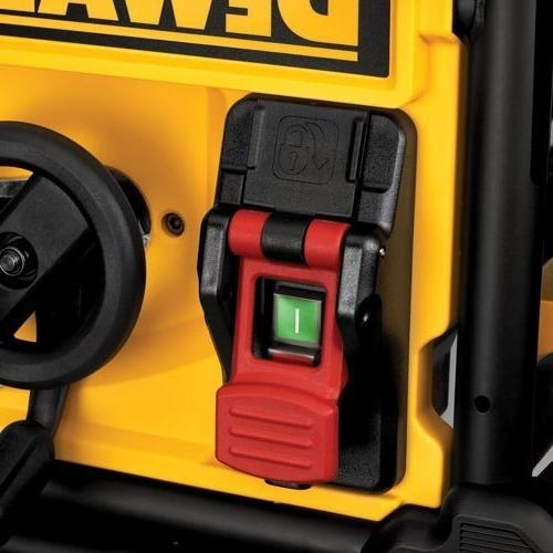 DEWALT DWE7491RS 10-Inch Jobsite Table Rip and Rolling Stand