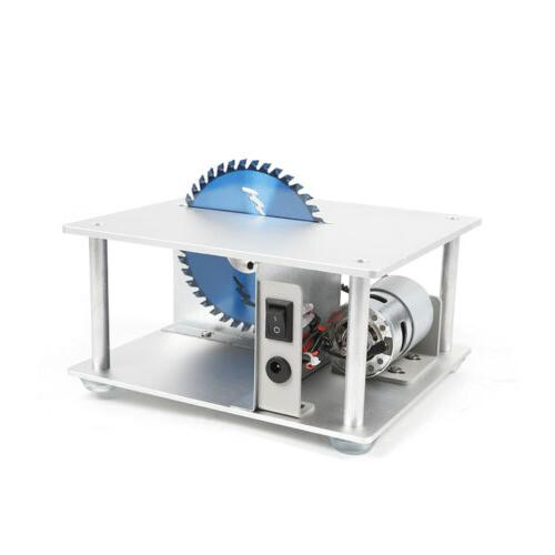 Electric Precision Table Woodworking 3 Blades+cutting