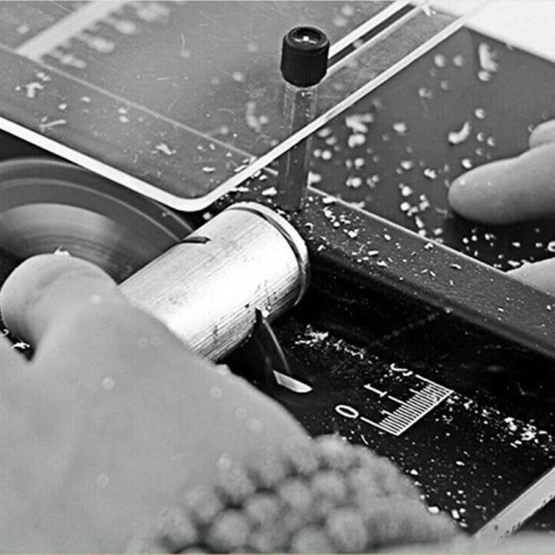 Mini Saw DIY Bench Cutting Machine