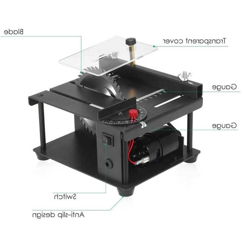 Mini Table DIY Machine 1000-3000r New