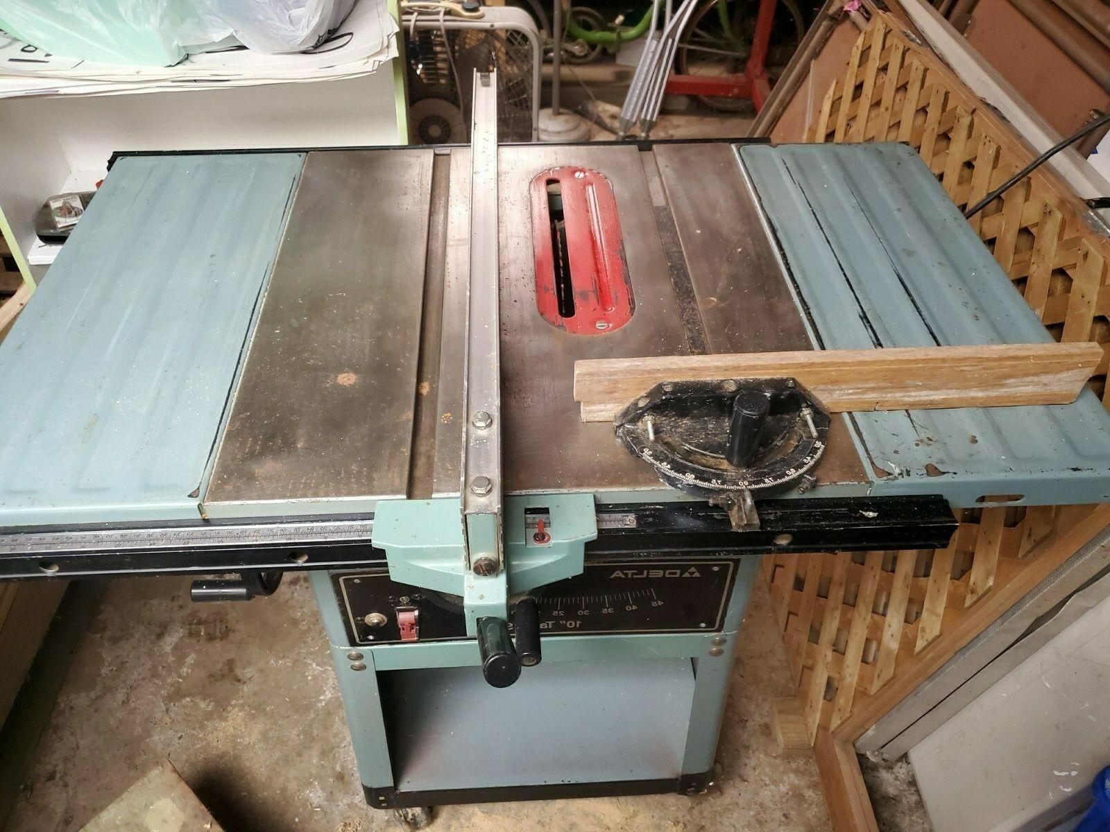 Delta 34-670 table saw