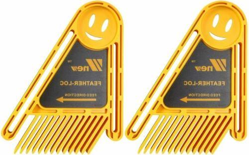 Multi-purpose Featherboards Loc Board Miter Gauge