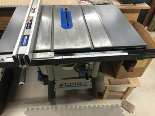 New 10-in Carbide-Tipped Table 36-725T2