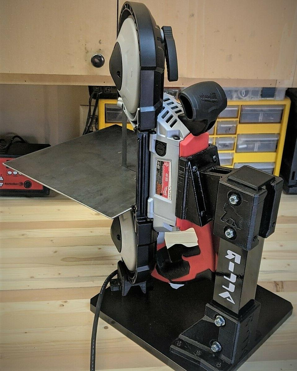 Rilla Bandsaw Stand Table for Milwaukee Band