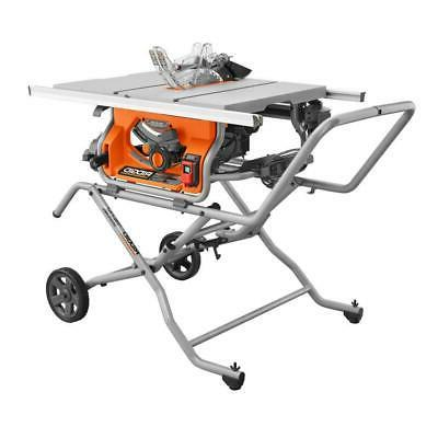 Pro Jobsite Saw With Ridgid In Heavy Duty Professional