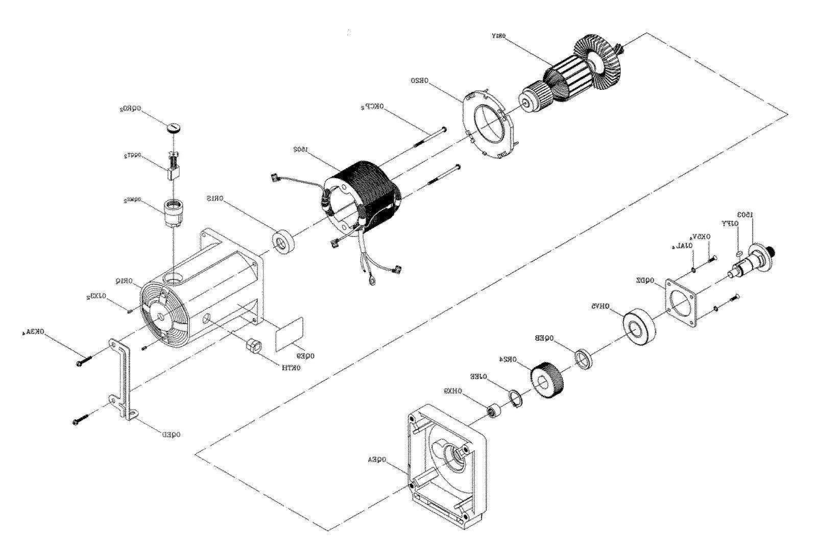Sears Motor Rebuild 137.xxxxxx Motorized