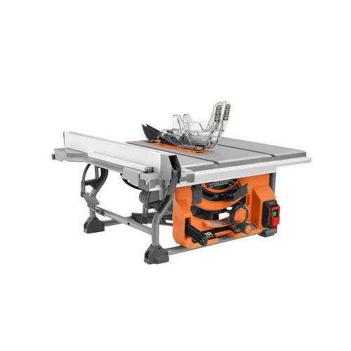 stationary table saw 15 amp 10 in