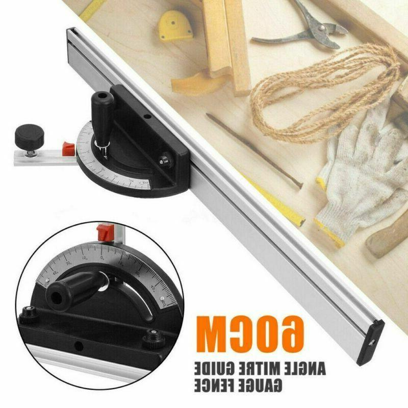 USA For Saw Router Miter Gauge Mitre Fence
