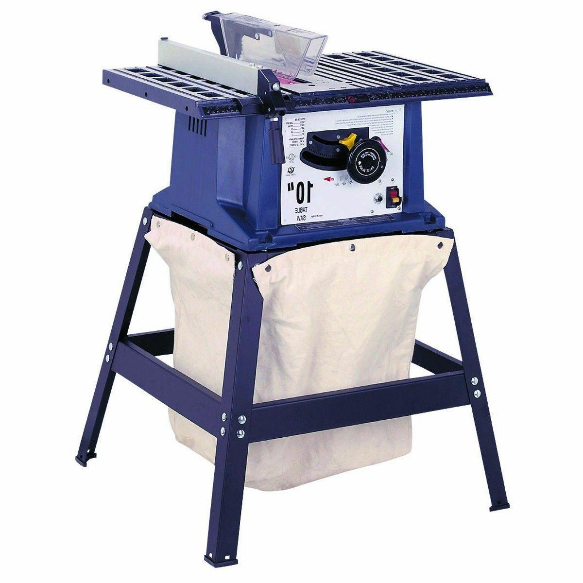 table saw dust collector bag for stands
