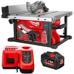 Milwaukee M18FTS210-121B One Key 210mm Table Saw With 1 x 12