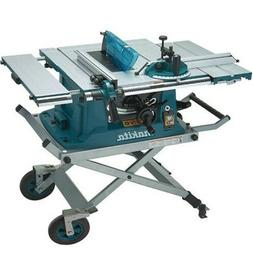 Makita MLT100X 260mm Table Saw With Floor Stand 240V