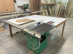 model 65 10 table saw 3hp 3