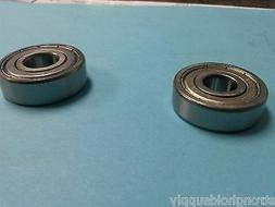 NEW REPLACEMENT BEARINGS  FOR CRAFTSMAN 137.248880 SAW MOTOR