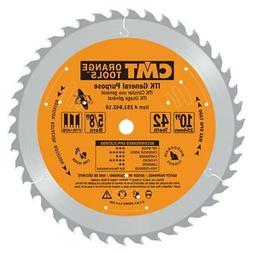"""CMT Orange Tools 251.045.12 ITK General Purpose Miter 12""""X45"""