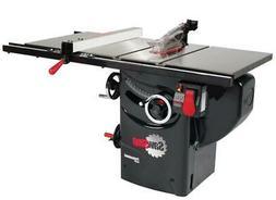 Sawstop-PCS31230-PFA30 10 in. 3 HP Professional Cabinet Saw