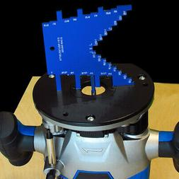 Router 2 In 1 Table Saw Depth Gauge Ultimate Clarity Accesso
