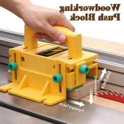 Safety Woodworking Push Block for Tables Saws Router Table B