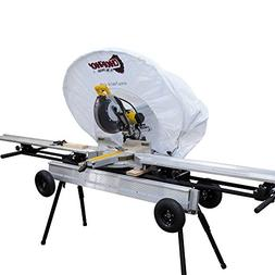 FastCap SawHood Pro for Chop Saws and Tile Saws with Custom