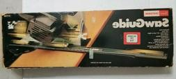 Sears Craftsman Saw Guide 91720 New In Box As Seen On TV New