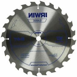Irwin 15070 10 24 Tooth Circular Saw Blade