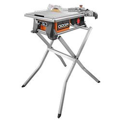 Tabletop Wet Tile Saw With Stand 120-Volt 7 In. Anti Splash