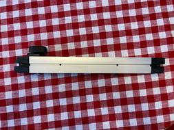 USED SLIDING MITER TABLE FENCE RAIL ASSEMBLY FOR Ryobi BT300