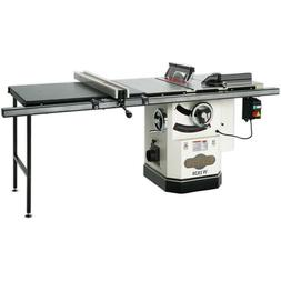 """W1851—2 HP 10"""" Hybrid Cabinet Table Saw with Extension Tab"""