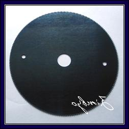 Zimbyo 200 tooth blade 4 inch for Dremel Table Saw 580 580-2